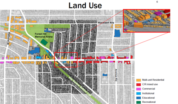 Chaplin Station: Local Context - Land Use